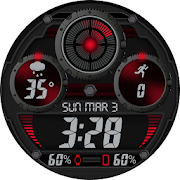 Z SHOCK 25 color changer watchface for WatchMaker