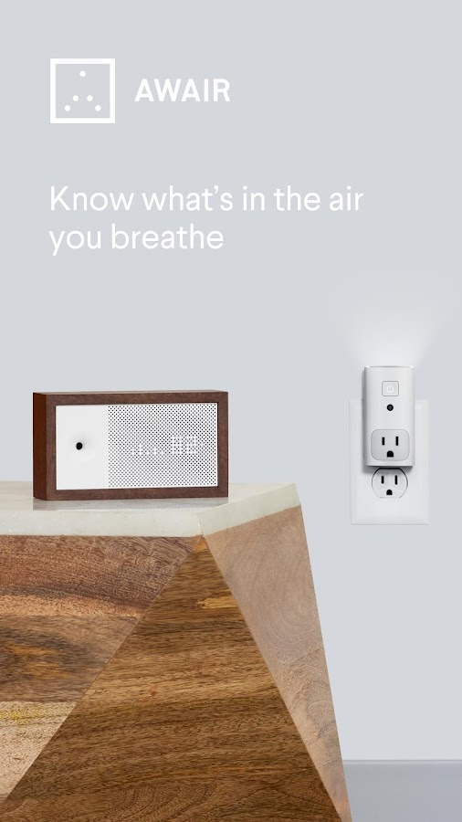Awair - Know What's In Your Air- screenshot