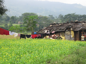 Photo: Driving from Pokhara to Chitwan