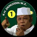 Ceramah Offline K.H. Zainuddin M.Z. 1 icon