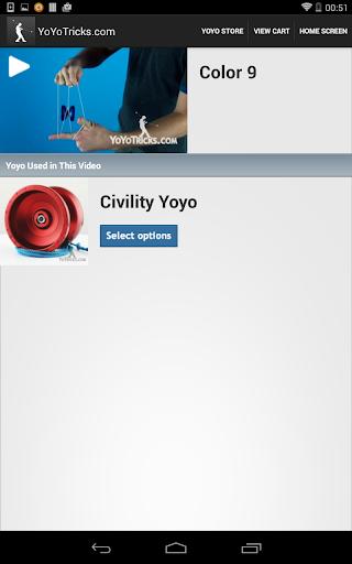 Yoyo & Kendama Tricks, Videos, and Store 3.4.3 screenshots 6