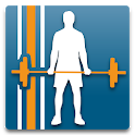 Virtual Trainer Barbell icon