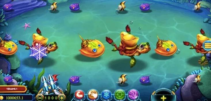 Nhà cái chơi game bắn cá đổi thưởng uy tín Fun88