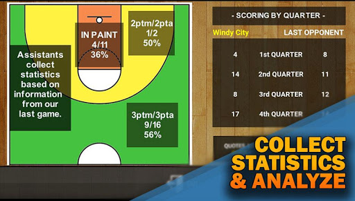 New Basketball Coach 3 : Manage your players 1.2.8 {cheat|hack|gameplay|apk mod|resources generator} 4