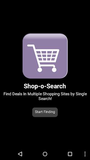 Shop-O-Search