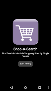 Shop-O-Search- screenshot thumbnail