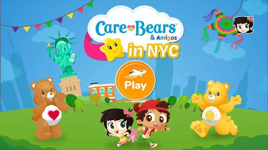 Care Bears & Amigos in NYC - náhled