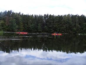 Photo: Urokliwe jezioro Krzynia...