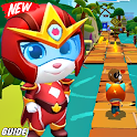Guide For Talking Tom Friends Hero Dash 2021 icon