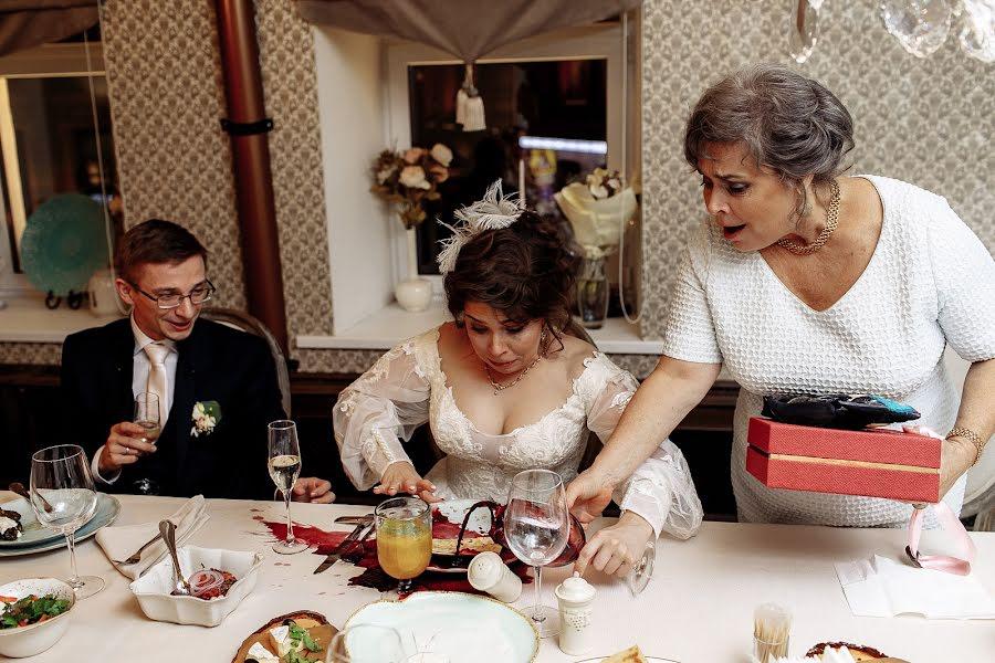 Wedding photographer Vasiliy Tikhomirov (BoraBora). Photo of 09.09.2019