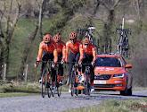 L'équipe CCC a opéré sa sélection pour les Championnats des Flandres, deux Belges sont repris