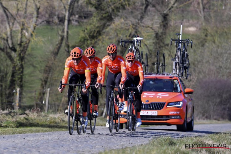 Van Avermaet kent ploegmakkers voor Tour de France 2020