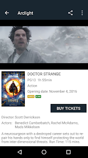 ArcLight Cinemas- screenshot thumbnail