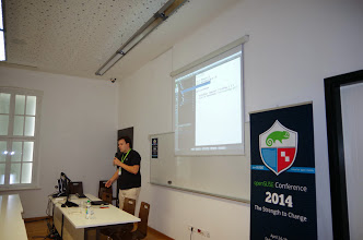 Photo: Developing for SailfishOS, Michal Hrušecký
