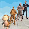 Evolution Run 3D icon