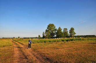 Photo: Le cimetière d'Orlovka 2