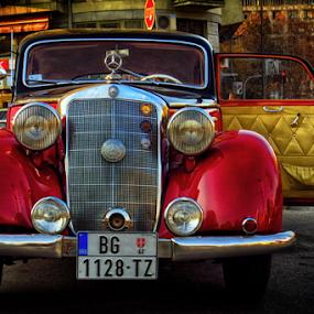 by Milanka Dimic - Transportation Automobiles ( car, old-timer, coupe, · hot rod, transportation )