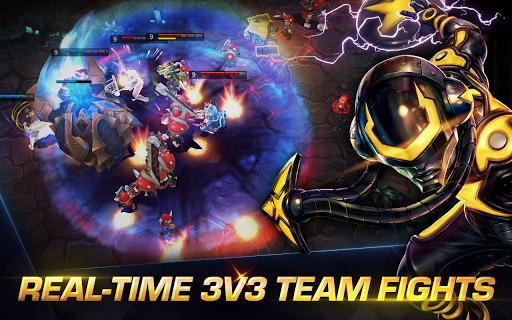 Iron League - Real-time Arena Teamfight  screenshots EasyGameCheats.pro 1