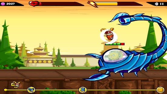 Ninja Titans Go - náhled