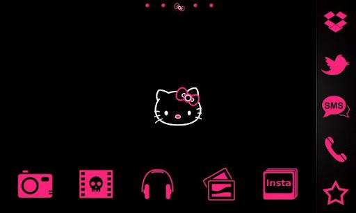 hello kitty mac theme apk