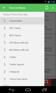Tennis News Surge screenshot 2