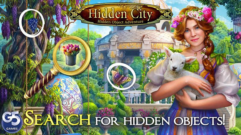 Hidden City: Hidden Object Adventure Screenshot 12