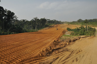 Photo: this will be a new big big road