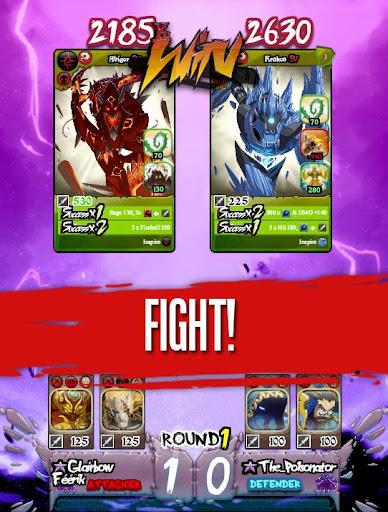 Eredan Arena -  PVP Card game  captures d'u00e9cran 2