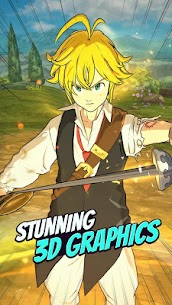 The Seven Deadly Sins: Grand Cross Mod 1.2.1 Apk [Unlimited Events] 3