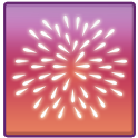 2017 Best Fireworks Touch Free icon