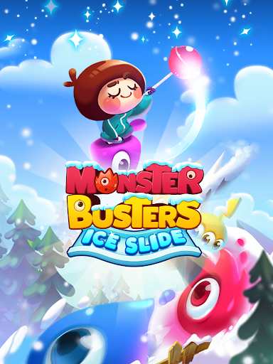 Monster Busters: Ice Slide screenshots 13