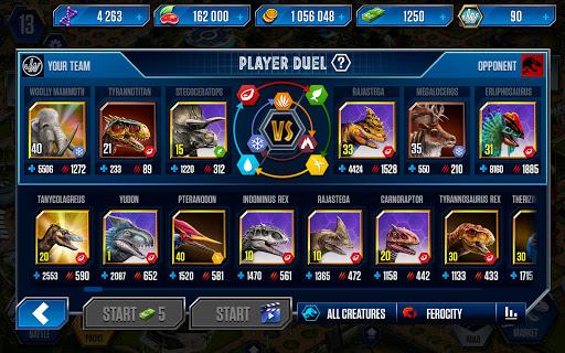 Jurassic Worldu2122: The Game 1.45.1 Screenshots 6