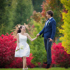 Wedding photographer Aleksandr Shkurdyuk (magistralex). Photo of 10.11.2014