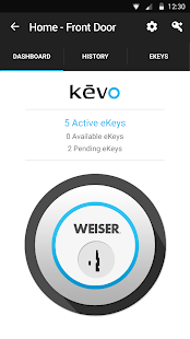Kevo- screenshot thumbnail
