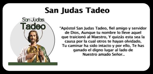 San Judas Tadeo Aplicaciones En Google Play