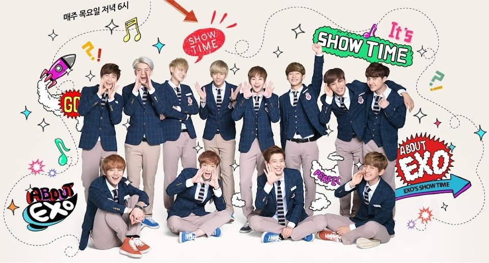 exo's showtime