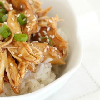 Honey Teriyaki Chicken {Slow Cooker or Instant Pot} Recipe