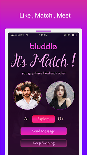 Bluddle - Asian Dating App 1 screenshots 6