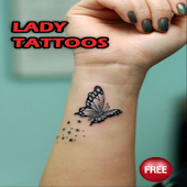 Lady Tattoos