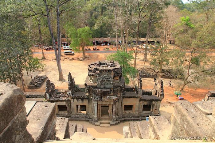 Храм-гора Та Кео, Камбоджа