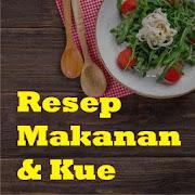Resep Masakan, Kuliner dan Kue