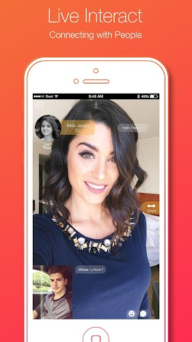 Omegle video chat app android  Omegle Video Android
