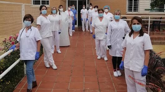 """""""No ha sido fácil pero lo conseguimos"""": la residencia de Íllar, libre del virus"""