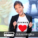 Learn French via Videos icon