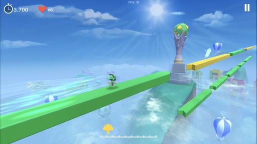Super Runner screenshot 1