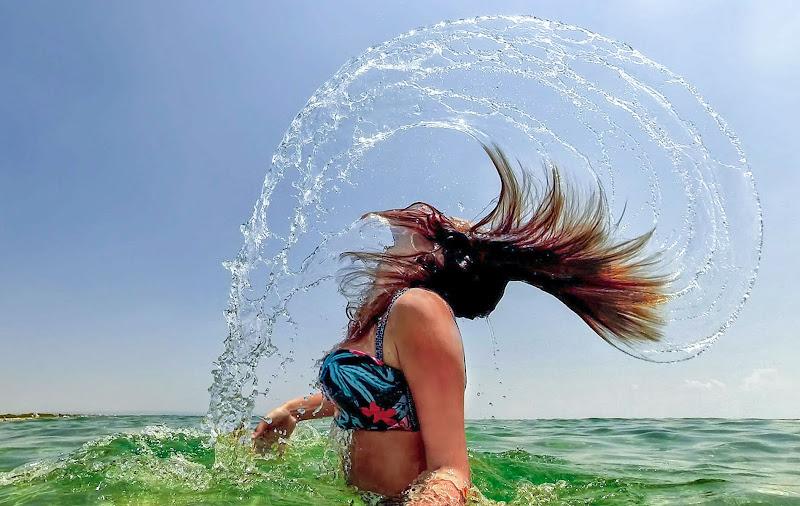 Finalmente in acqua di Diana Cimino Cocco