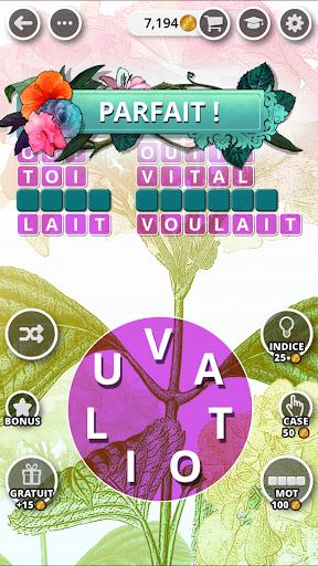 Bouquet de Mots  captures d'écran 3