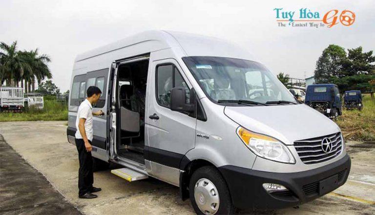 Thuê xe đi Sài Gòn - Phú Yên giúp bạn chủ động đi lại và di chuyển