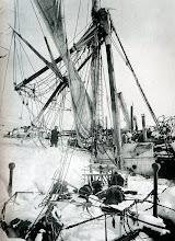 Photo: El naufragio del Endurance