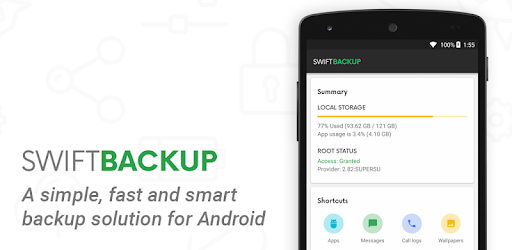Swift Backup - Apps on Google Play